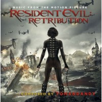 RESIDENT EVIL RETRIBUTION (TOMANDANDY / SOUNDTRACK)