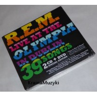 R.E.M. - LIVE AT THE OLYMPIA IN DUBLIN 39 SONGS (2CD+DVD)