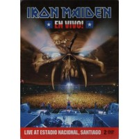"IRON MAIDEN - ""EN VIVO!"" (2 DVD / LIMITED EDITION / METAL BOX)"