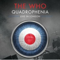 THE WHO - QUADROPHENIA Live In London (2CD)