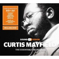 CURTIS MAYFIELD - THE ESSENTIAL COLLECTION (2CD+DVD) LIMITED