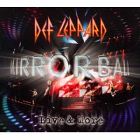 DEF LEPPARD - Mirror ball Live & more 2CD+DVD