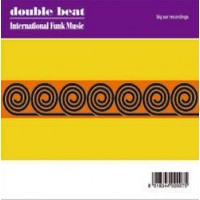 DOUBLE BEAT - INTERNATIONAL FUNK MUSIC (CD)