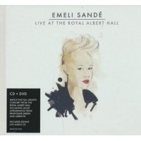 EMELI SANDE - LIVE AT THE ROYAL ALBERT HALL (CD+DVD)
