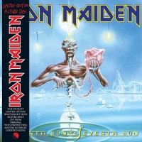 IRON MAIDEN - Seventh Son Of / LIMITED PICTURE DISC