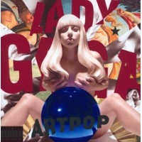 LADY GAGA - ARTPOP (CD+DVD) DELUXE EDITION