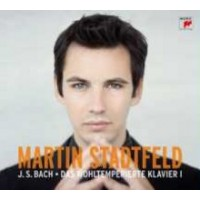 MARTIN STADTFELD - J.S. BACH THE WELL-TEMPERED CLAVIER I