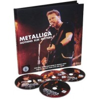METALLICA - NOTHING ELSE MATTERS (4DVD+BOOK)