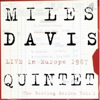 MILES DAVIS  - LIVE IN EUROPE 1967 QUINTET 3CD+DVD