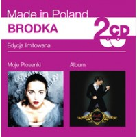 MONIKA BRODKA - Album + Moje piosenki