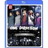 ONE DIRECTION - UP ALL NIGHT THE LIVE TOUR (BLU-RAY)