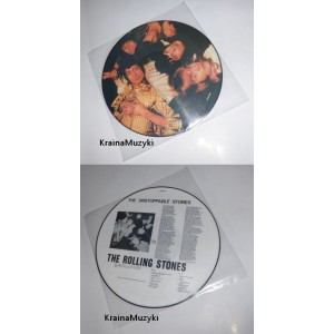 THE ROLLING STONES - Unstoppable (LP/Picture disc)
