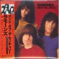 THE RAMONES - End Of The Century