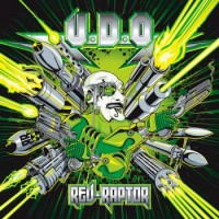 U.D.O. - Rev-Raptor JAPAN LIMITED + 2tr
